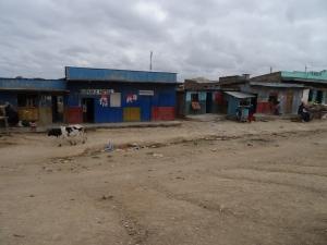 Kenya town 2