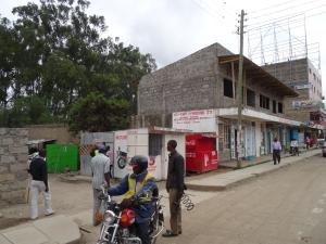 Kenya town 7
