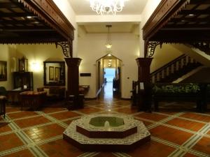 Serena Hotel Lobby